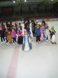 Karneval auf dem Eis